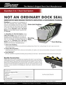 Guardian Dock Seal